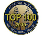 Association of Top 100 2019 | American Trial Lawyers